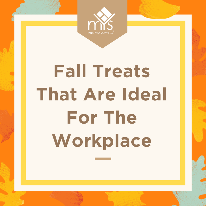 Fall Treats That Are Ideal For The Workplace